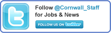 Follow Cornwall Staff on Twitter